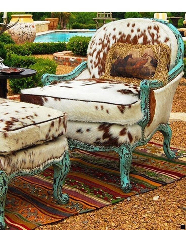Cowhide Chair 1