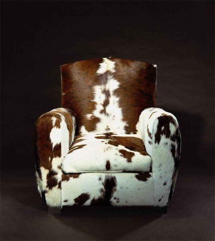 Genial Cowhide Chair 2