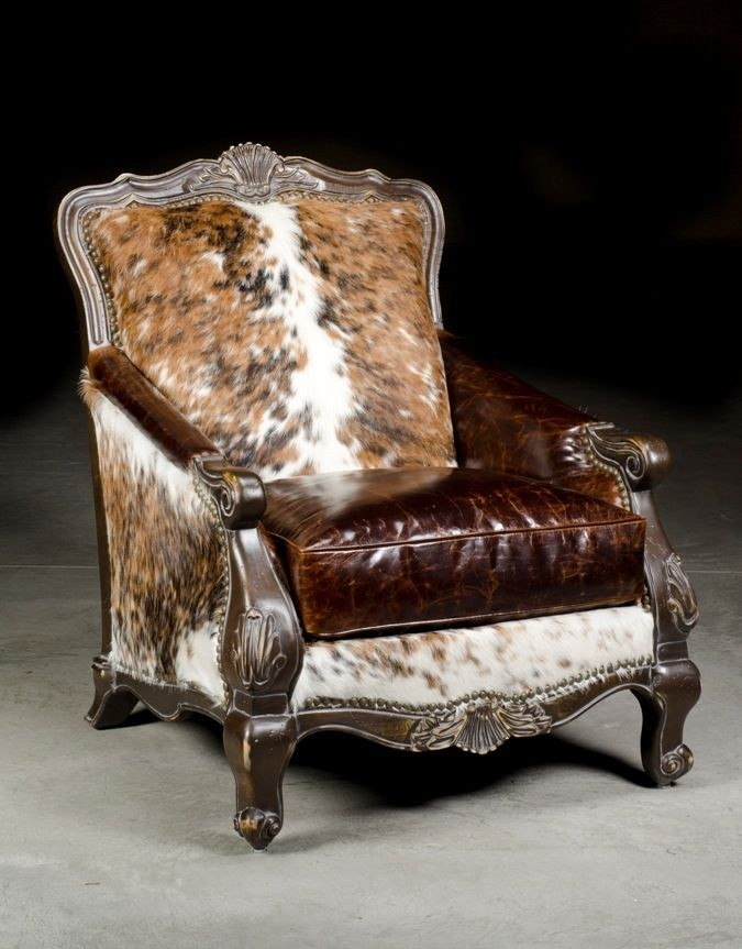 Cowhide Chair 41