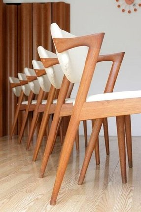 danish teak chairs foter