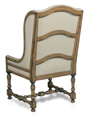 Dining room french country arm chair 19