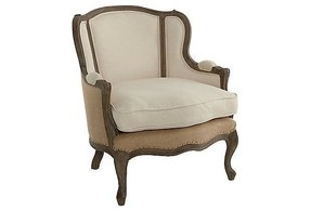 Dining room french country arm chair 20