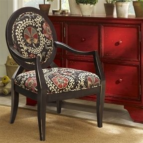 Exposed Wood Arm Chair - Foter