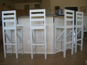 Extra tall bar stools 5