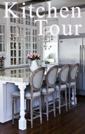 French country barstools 1