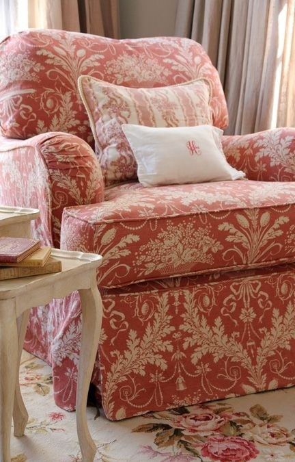 Exceptionnel French Country Upholstered Chairs