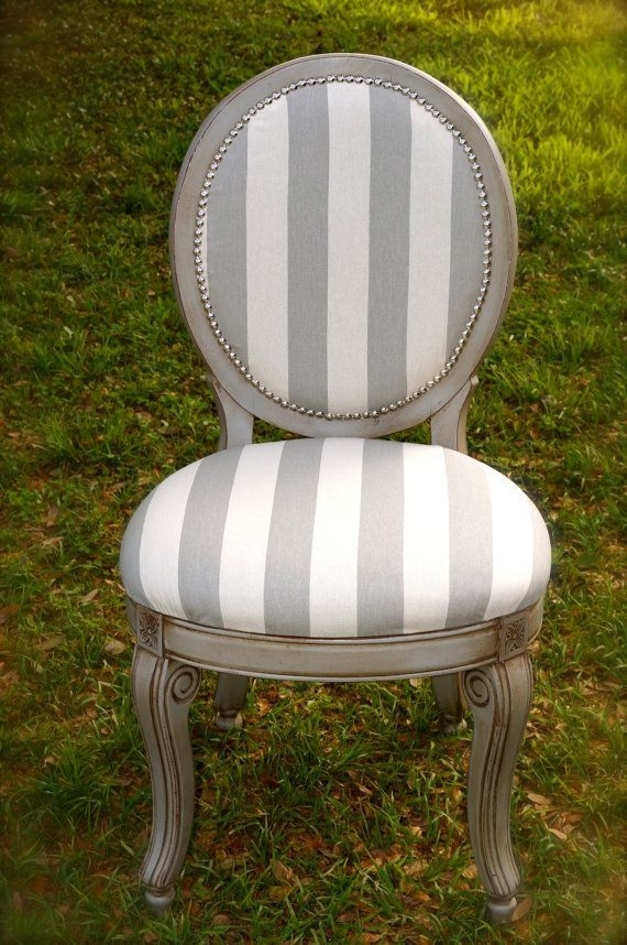 Charmant French Provincial Chair 5