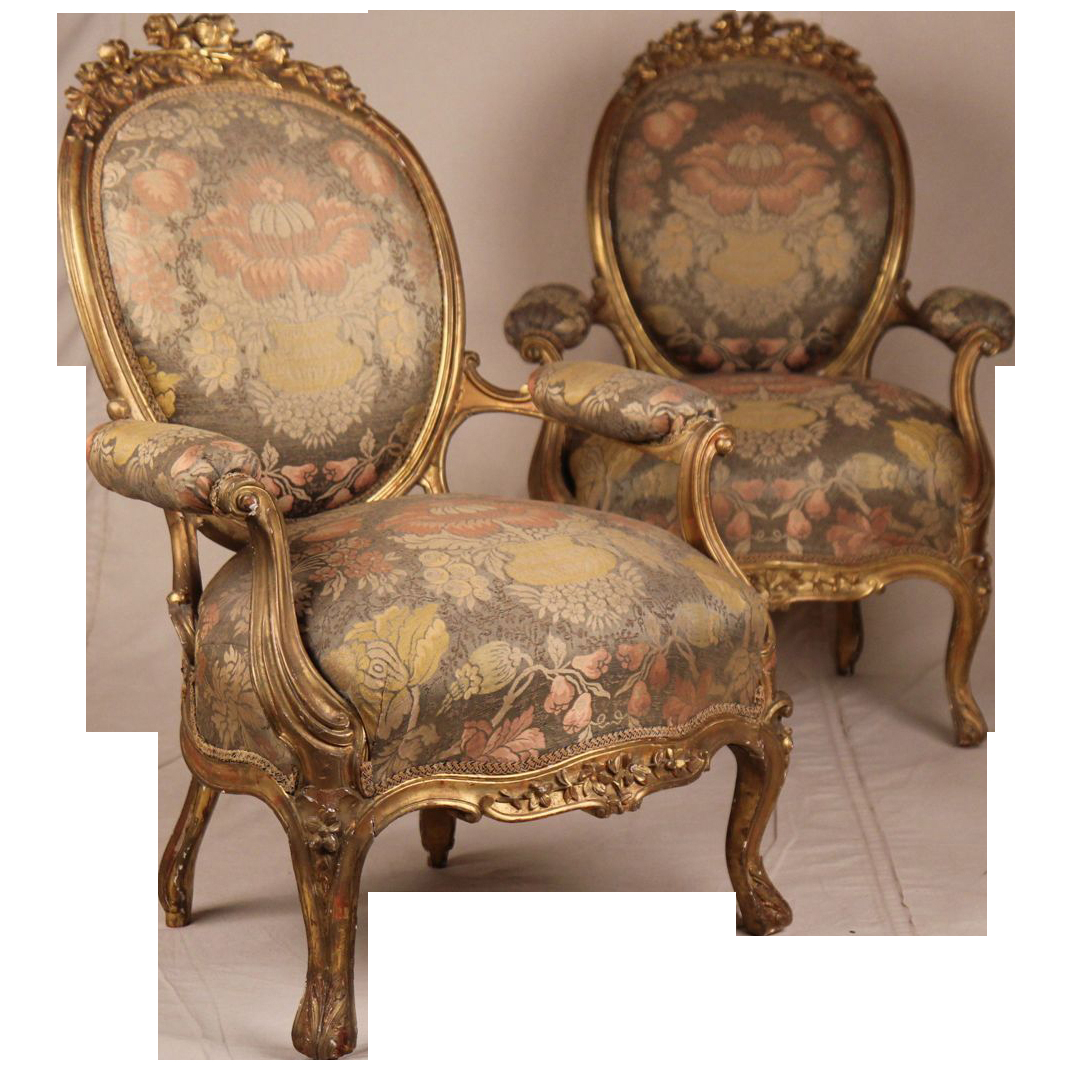 French Provincial Chairs Ebay