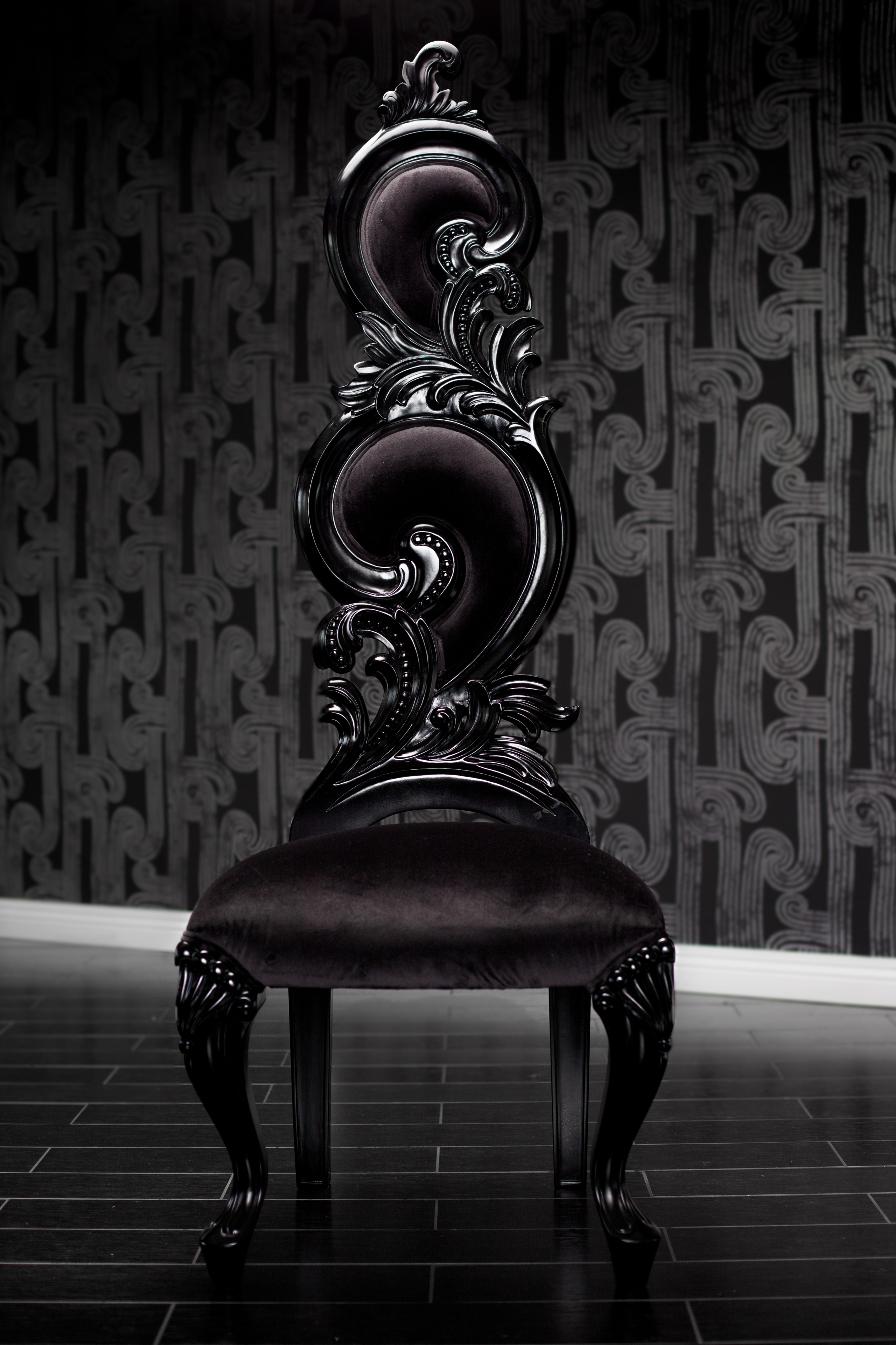 Gothic Dining Room Chairs