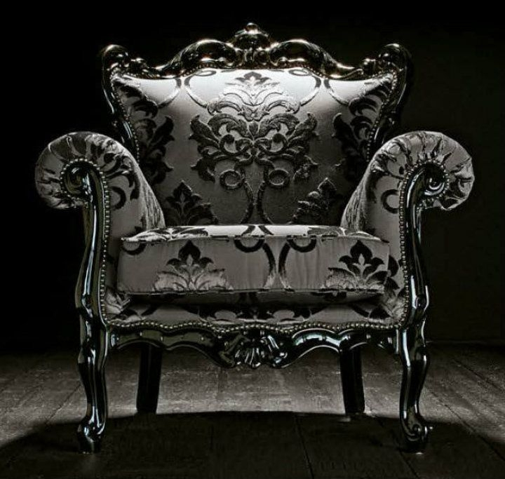 Beautiful Gothic Style Chair