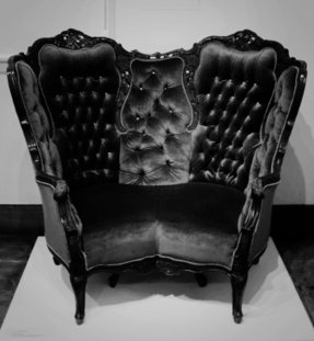 Gothic throne chairs for sale