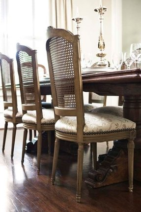 French Cane Chairs Foter