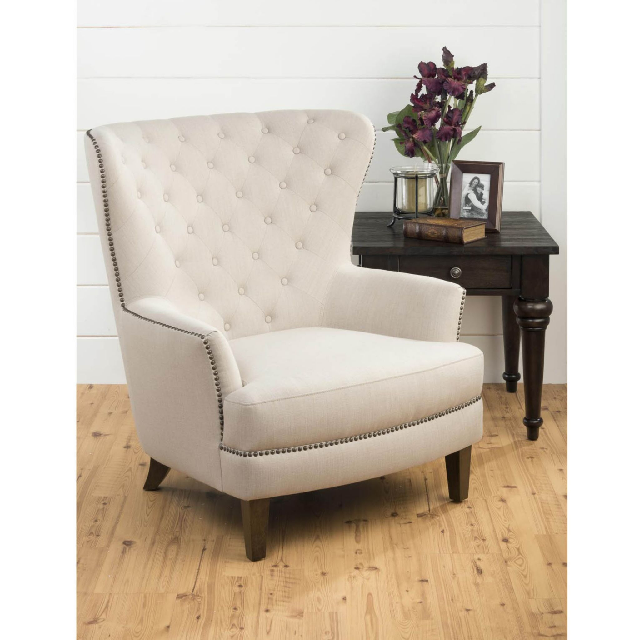 Ivory arm chairs  sc 1 st  Foter & Ivory Arm Chairs - Foter