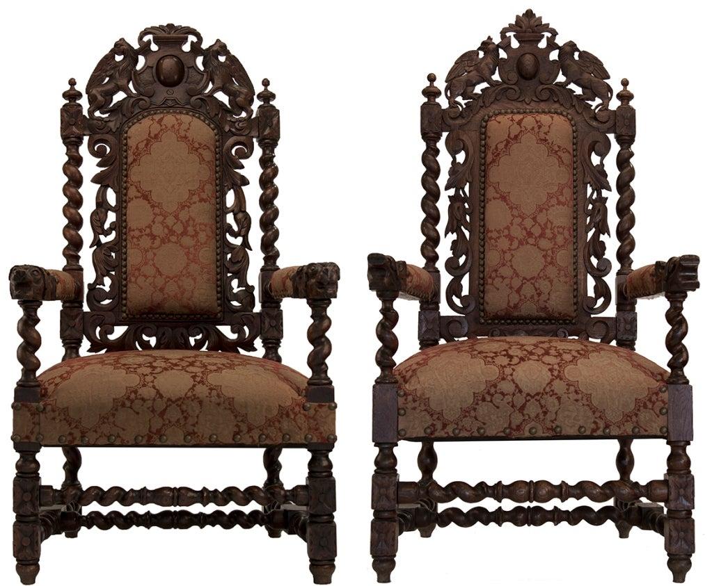 Jacobean Chair 7