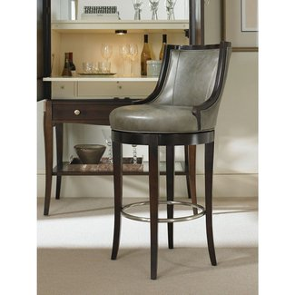 Awe Inspiring Leather Swivel Bar Stools Ideas On Foter Uwap Interior Chair Design Uwaporg