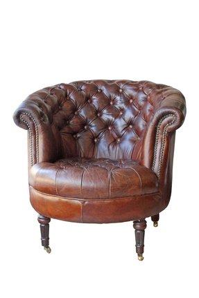Antique Leather Chairs Foter
