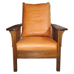 Amazing Mission Style Arm Chair Ideas On Foter Machost Co Dining Chair Design Ideas Machostcouk
