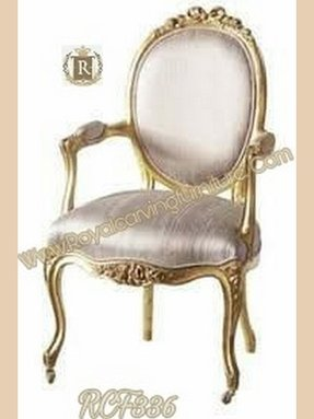 Louis Xv Dining Chairs 2