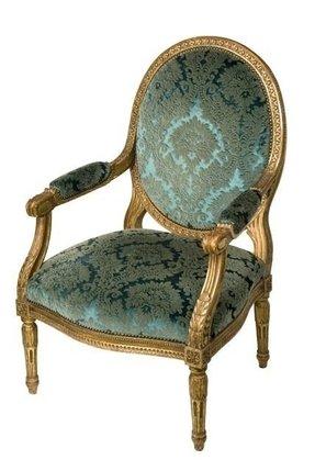 Louis Xvi Style Arm Chair 4