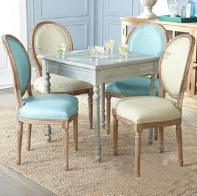 Louis xvi style chairs 1