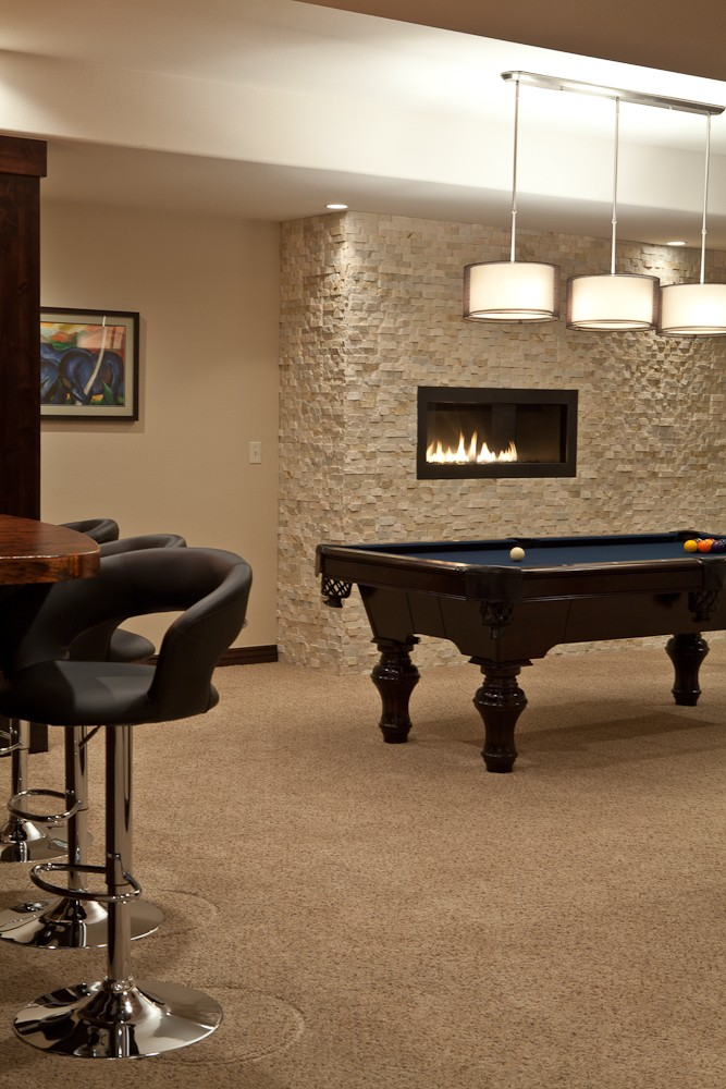 Modern Pool Table Lights