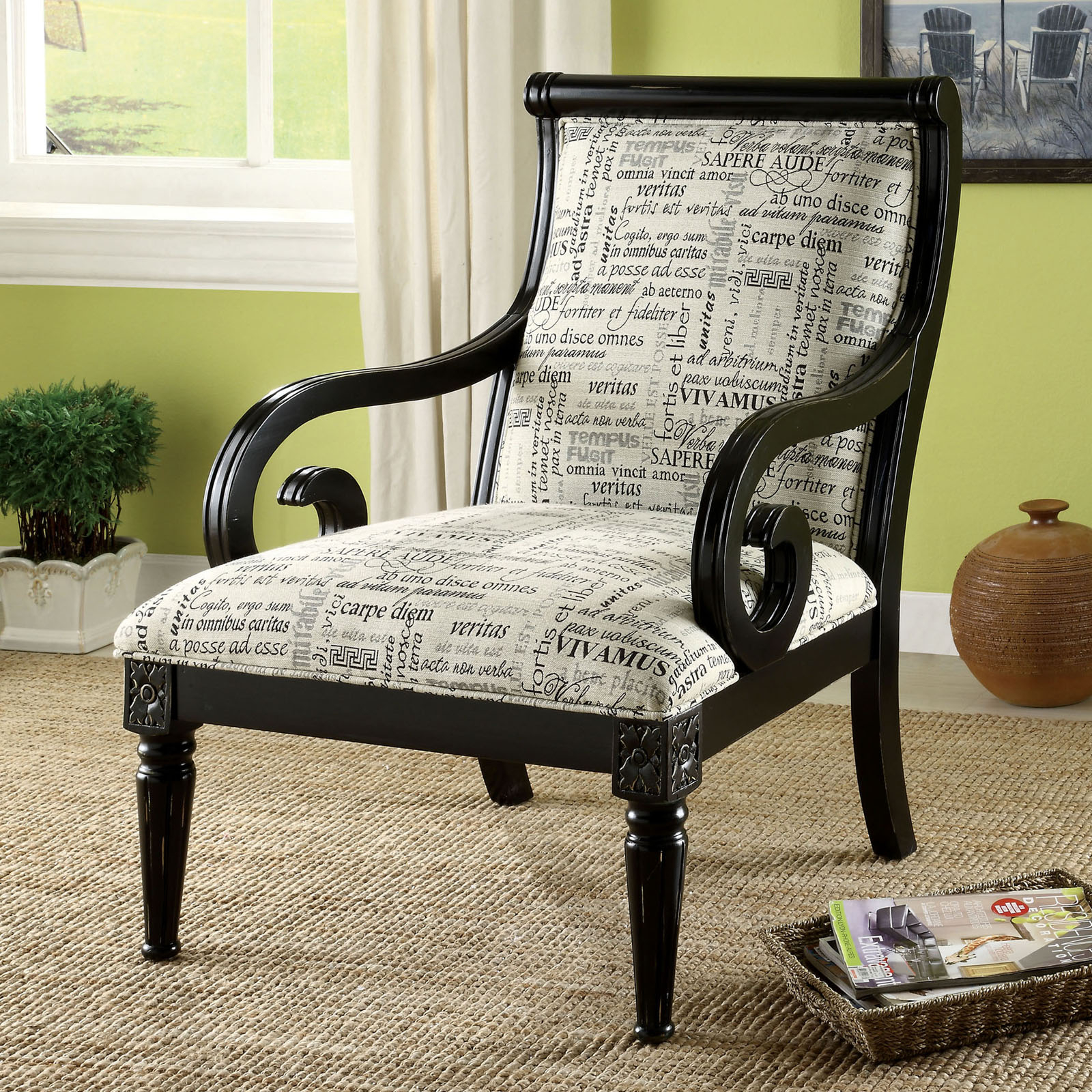 Old style chairs & Wood Antique Arm Chairs - Foter