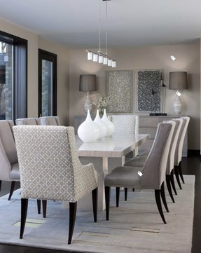 Orchard lake residence contemporary dining room detroit