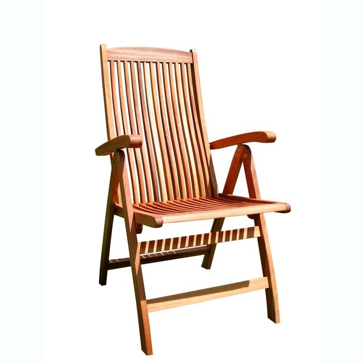 Outdoor wood folding arm chair 2  sc 1 st  Foter & Outdoor Wood Folding Arm Chair - Foter