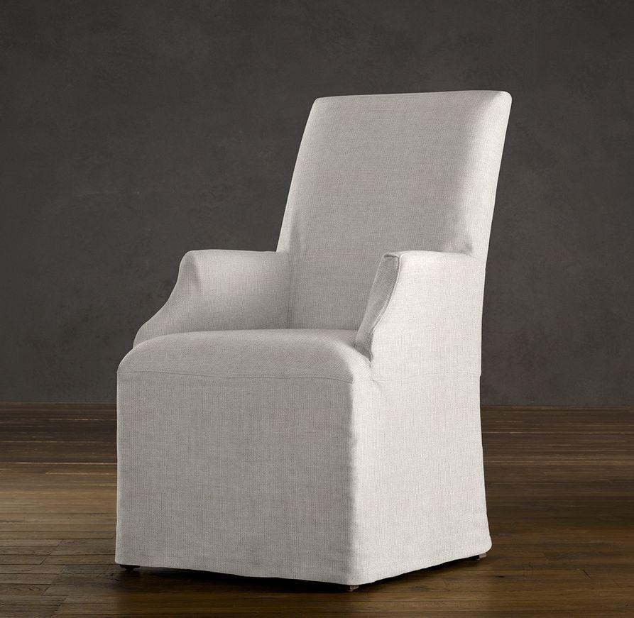 Exceptionnel Parsons Arm Chair