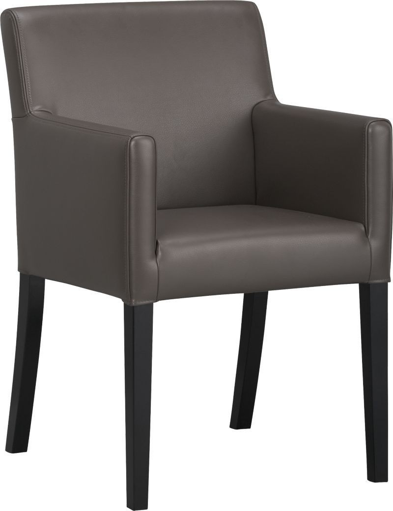 Parsons chair arm chair  sc 1 st  Foter & Dining Room Leather Arm Chair - Foter