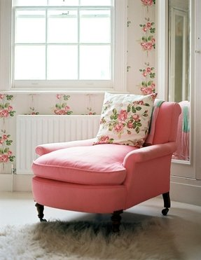 Striped Arm Chairs - Foter