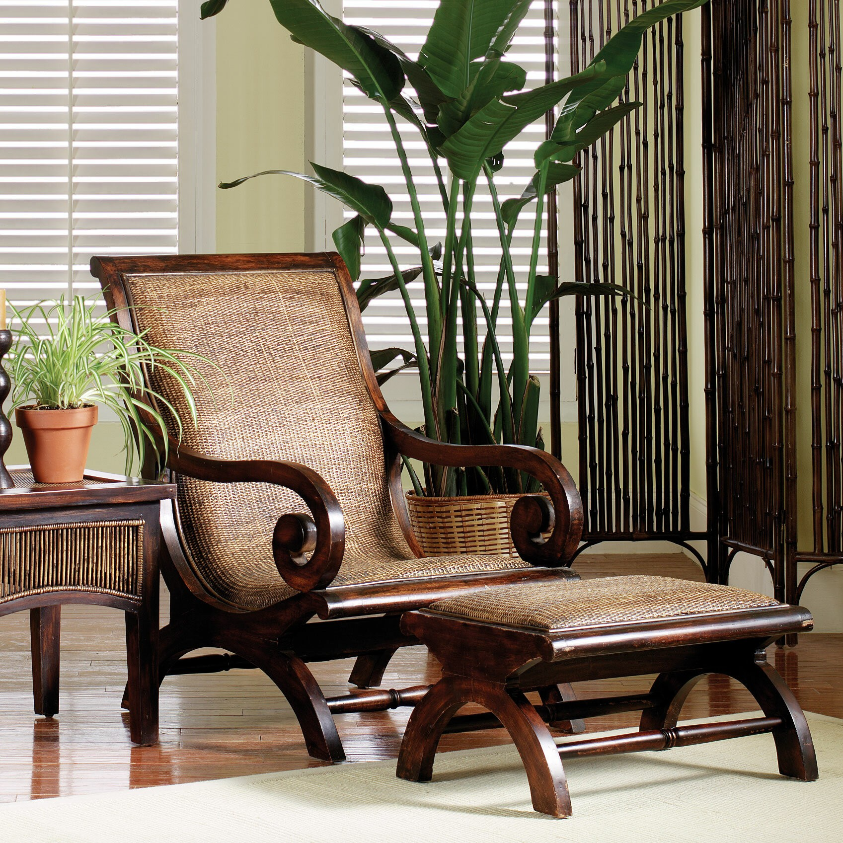 Plantation Chairs Outdoor