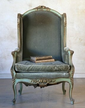 Red Wing Chair Foter