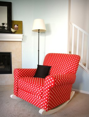 Rocking arm chairs 6