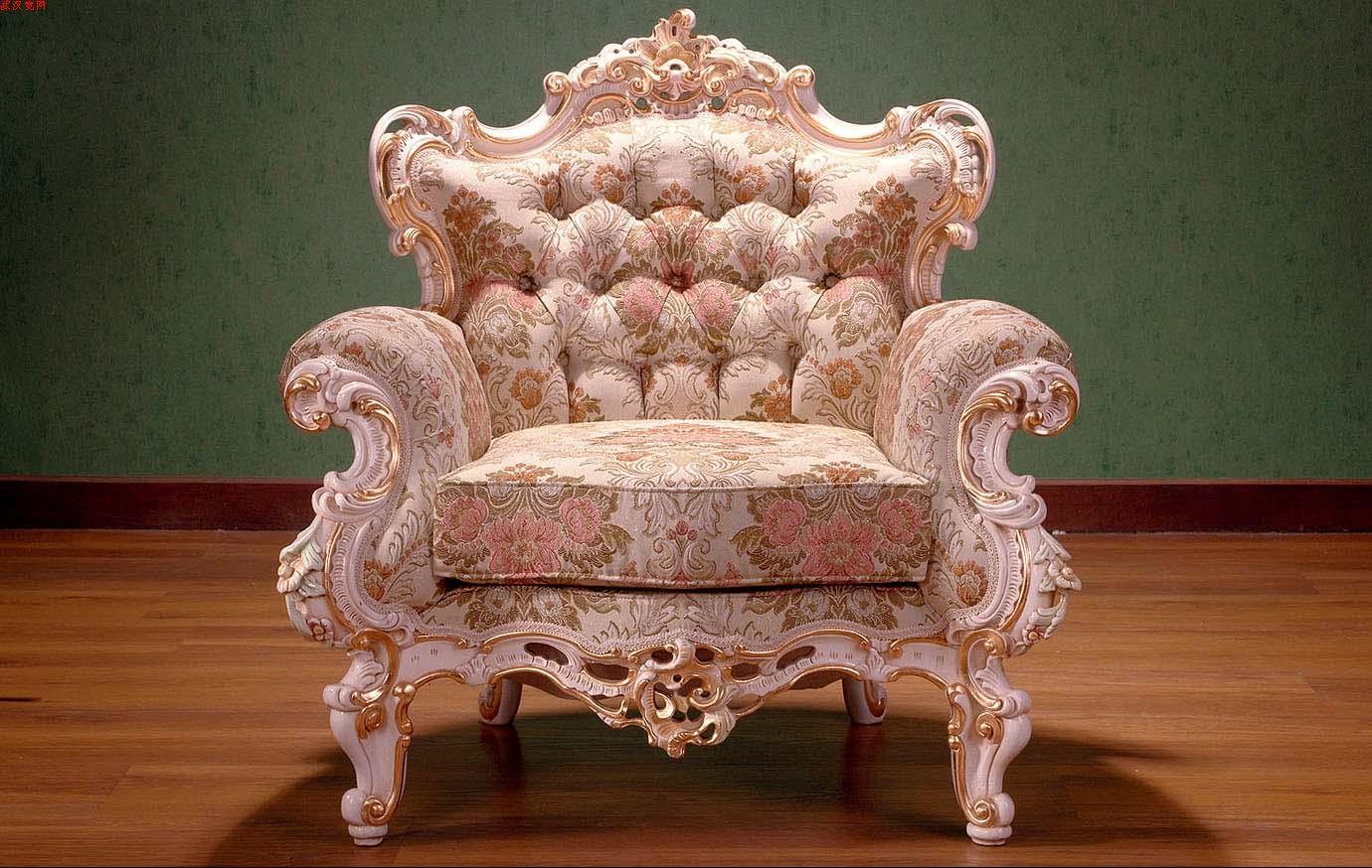 Superieur Rococo Chair 25