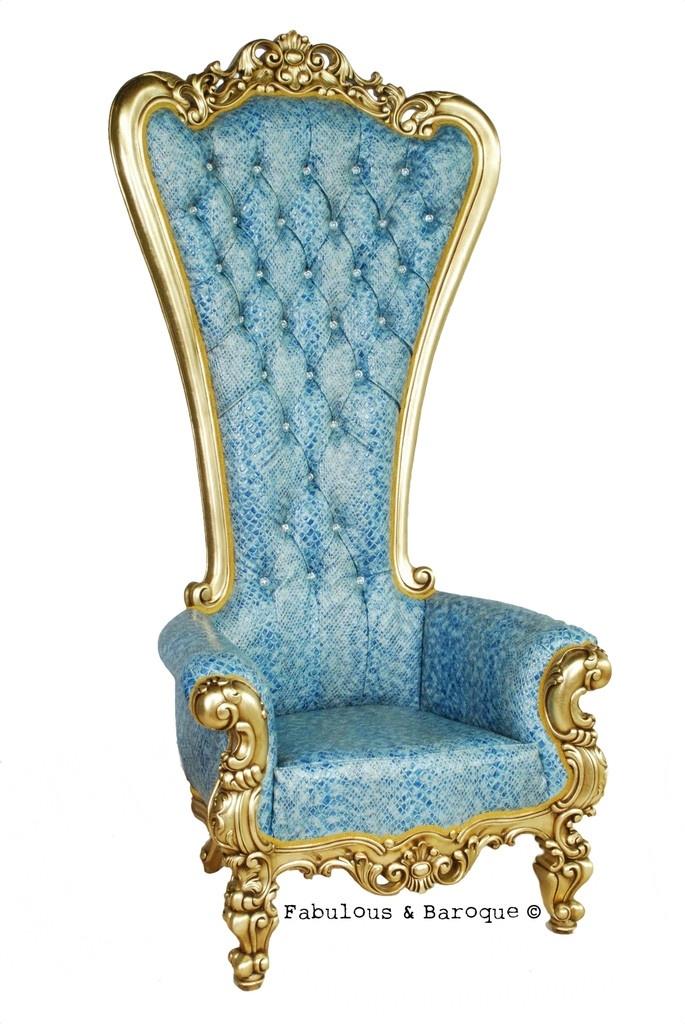 Ordinaire Rococo Chair