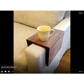 Sofa Arm Tray 3