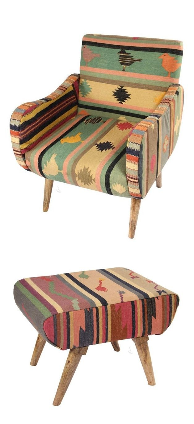 Beau Southwest Chair Covers