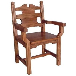 Southwestern chair 1