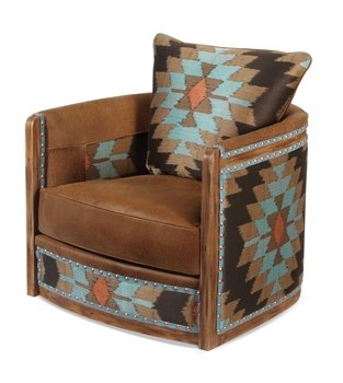 Ordinaire Southwestern Chair 9