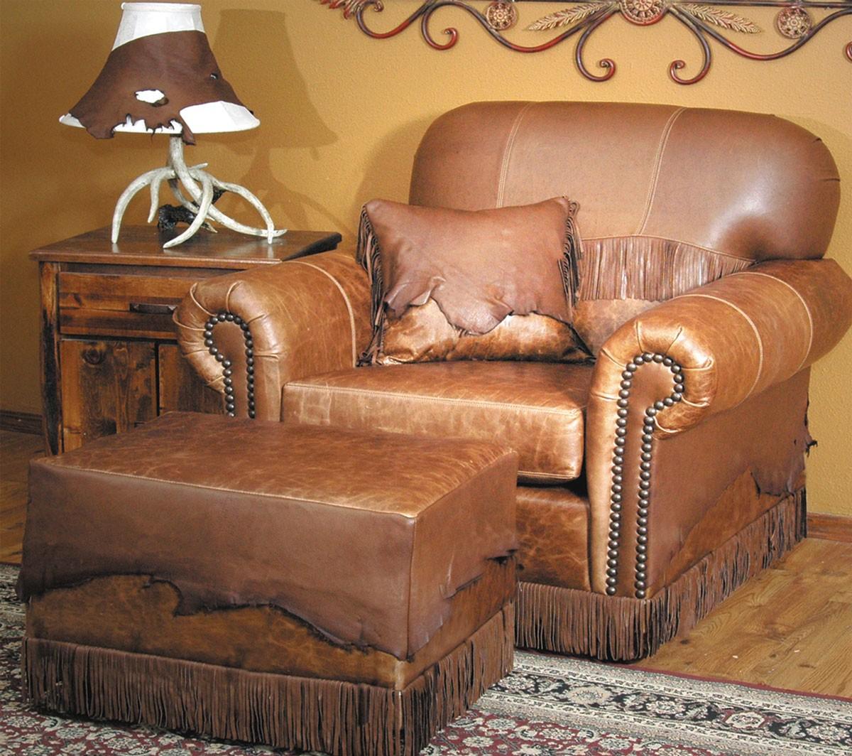 Southwestern Living Room Decor