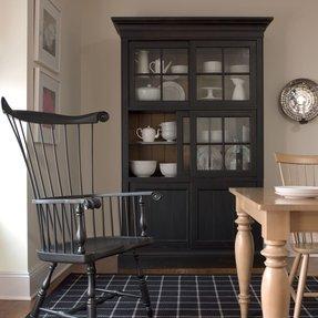 Back Windsor Dining Arm Chair Foter