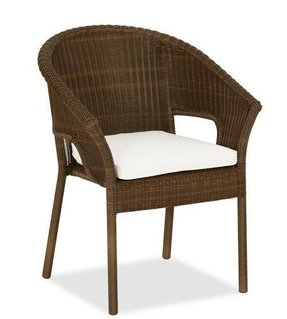 Stackable wicker chairs 7