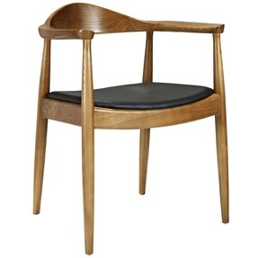 Tracy wood dining arm chair 1
