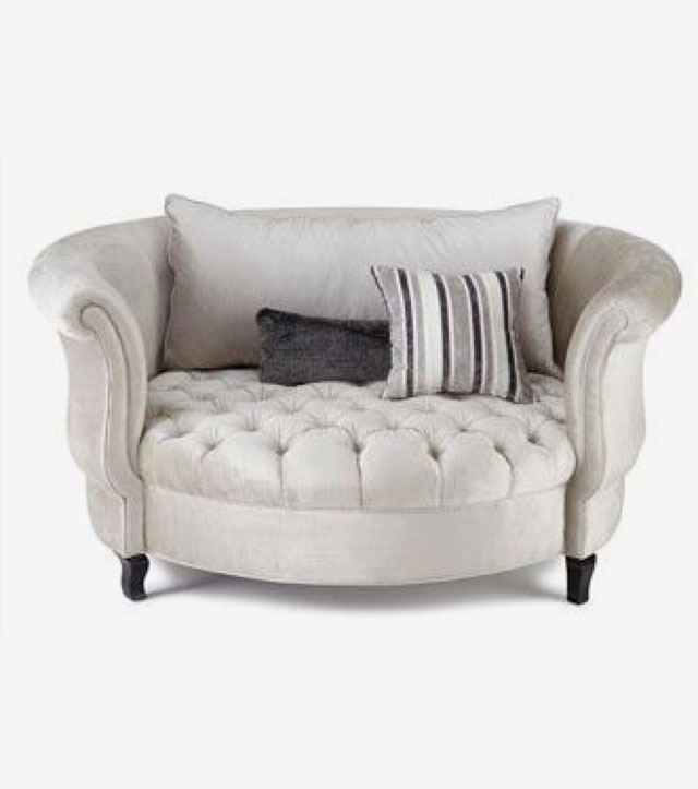 Tufted Chesterfield Chair 2