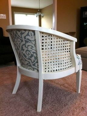 Upholstered Barrel Chairs Foter