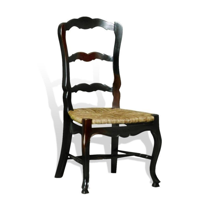 Merveilleux Used Ladder Back Chairs