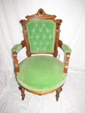 Victorian arm chairs 7