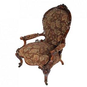 Walnut Victorian Arm Chairs Foter