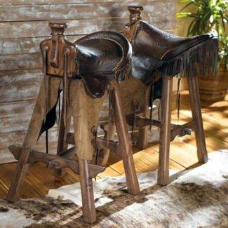 Horse Saddle Bar Stools For Sale Western Stools Ideas